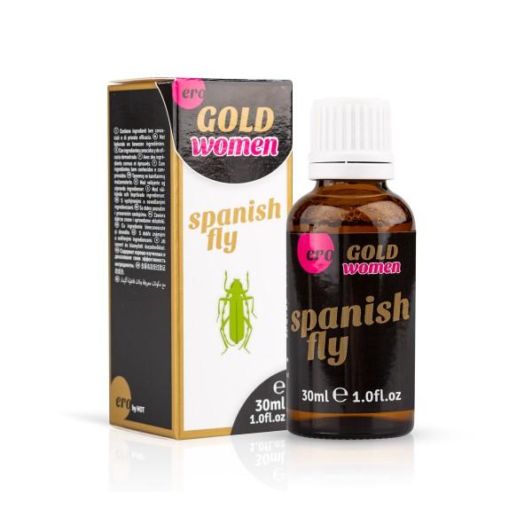Spanish Fly Aphrodisiakum für Frauen - Gold Strong 30 ml