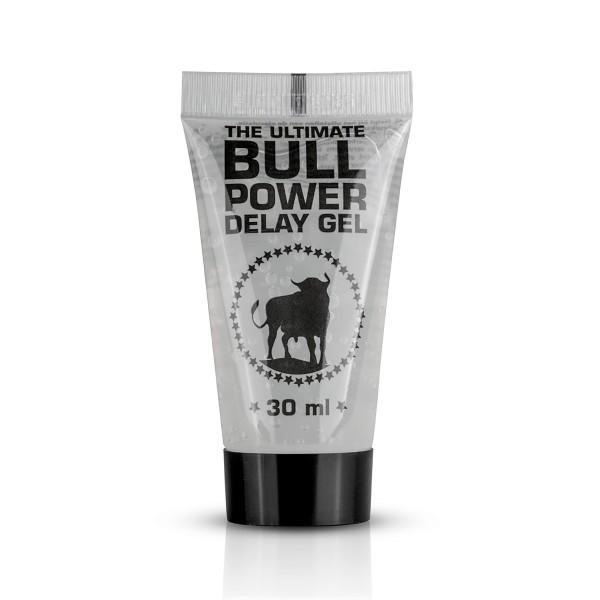Bull Power Delay Gel