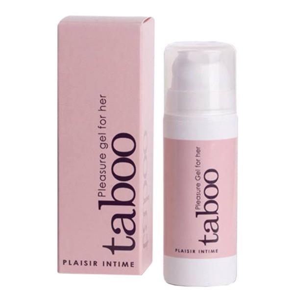 Taboo Pleasure Gel für Frauen - 30ml
