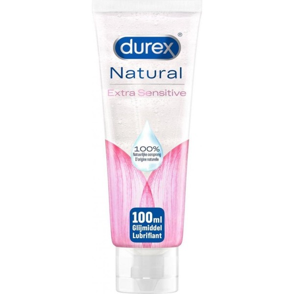 Durex Natural Gleitmittel - Extra Sensitive - 100 ml