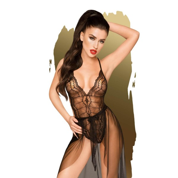 Best Foreplay 2-teiliges Bodyset - Penthouse Lingerie