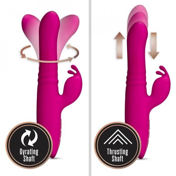 Lush Kira Rabbit Vibrator mit Wärmefunktion