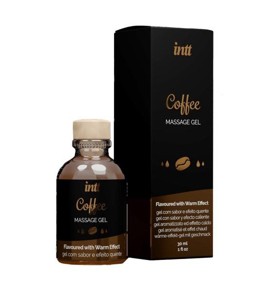 Massagegel - Kaffee