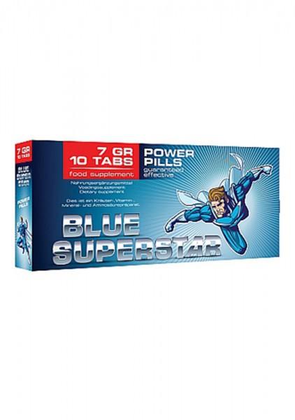 Blue Superstar Erektion Pillen