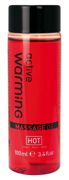 HOT Massage Oil active warming 100 ml