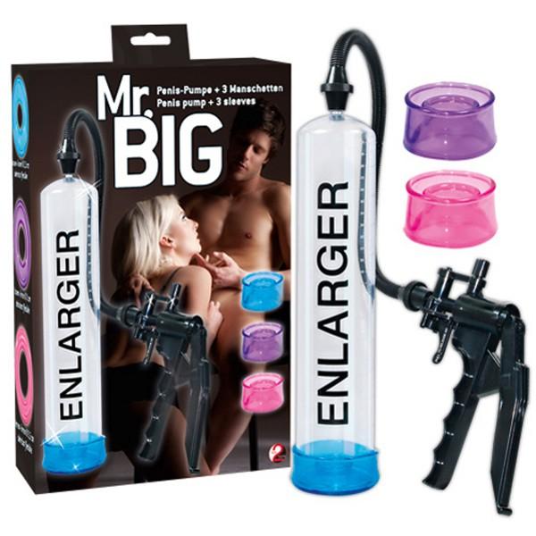 Penispumpe Mr. Big
