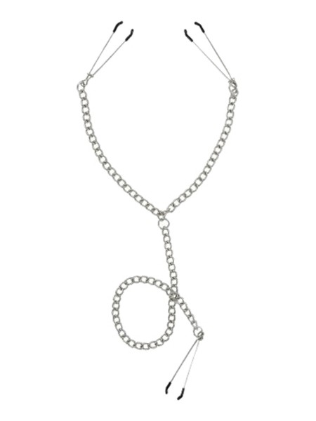 Nipple To Clit Klemmenset für Nippel und Klitoris
