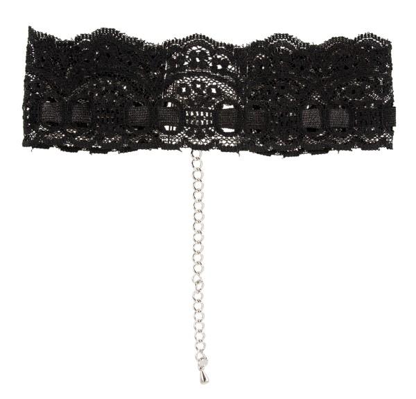 Halsband Spitze